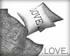 .LOVE. Pilo+Blanket+pose