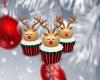!T! Xmas | Vegan Cupcake