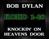 Bob Dylan~Knockin' On HD