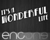 !E! WONDERFUL LIFE SIGN