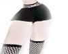 ★ skirt + fishnet drv