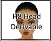 M1 H8 Derivable Head (F)