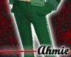 Ski Pants - Green