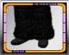 Warrior Fur Boots M