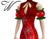 WYLLO Santa Elf Gown