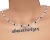 AS} danielys necklace