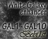 [Bebi] White Galaxy FX
