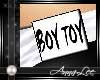 !A Boy Toy PWFT Belt