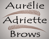 Aurélie Adriette Brows