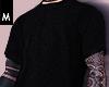 Basic Old Black Shirt.