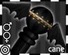 *m Vamp Royal Staff Gold