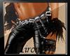 ▬M1▬Fur Cuffs /Black