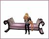 Boho Romantic Bench