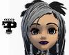 F> Black/Grey Rikey