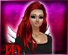 &m Louisa Dark Red
