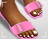 ṩSummer Slippers Pink