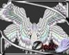 Silver Dove wings