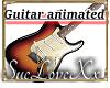 Guitar animated