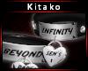K!t - Infinity Colar