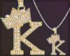 ☎ Gold Chain K | F