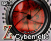 [Z]Cybernetic ~ Red M