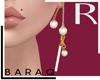 [bq]Right single earring