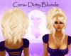 ~LB~ Cora - Dirty Blonde