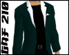 Dark Green Casual Suit