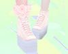 El. Roses Pink Anklet R