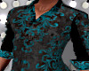 #T.Black & Blue M Shirt