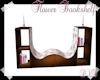 Flower Bookshelf