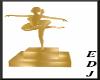 [EDJ]Golden Ballerina St