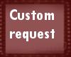 -custom request--