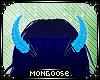 *M*| Bleu Horns V2