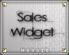 Nevoir - Sales Widget