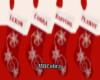 Cobra Family Stockings