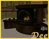 Prison Fireplace