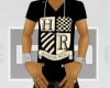 Black H-R shirt