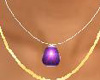 **SA71**Purplez Necklace