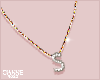 S Necklace for Sexiest G