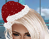 Dark REd Santa Hat