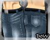 D0W Strait Jeans~Fade