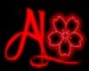 AndreaLeslie Logo on Blk