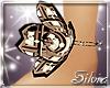 S)-METTALIC bracelet