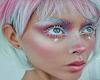Starry Eyed -canvas