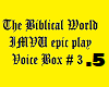 TheBiblicalWorld VB3.5