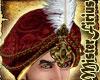 Sultan Turban Red