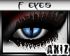 ]Akiz[ Sky Blue Eyes F
