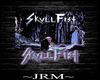 (J)Skull Fist Poster