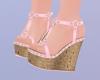 D! Summer Sandals Pinku